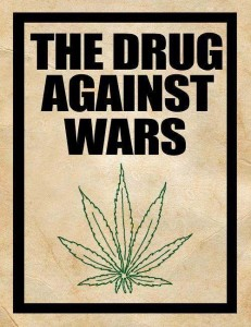 The drug against war